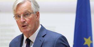 Brexit: may s'en va mais le backstop demeure, previent barnier