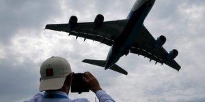 Airbus: des fissures sur les ailes d'a380, inspections preconisees