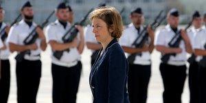 Parly annonce un programme de rafale a 2 milliards d'euros pour les forces francaises