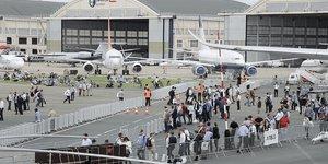 L'aéronautique s'engage pour une aviation décarbonée