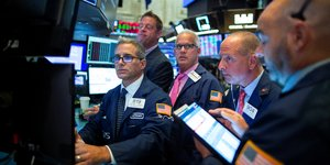 Wall Street, Bourse, New York Stock Exchange (NYSE),