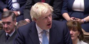 Boris johnson ne demandera pas un nouveau report du brexit