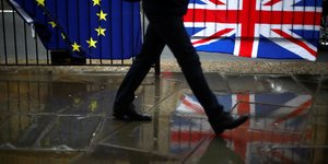 Les negociations sur le brexit a l'arret, selon des diplomates ue