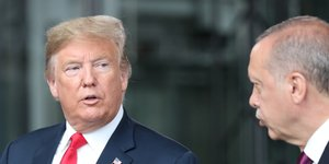 Trump a averti erdogan dans une lettre: ne jouez pas au dur