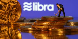 Libra, Facebook, cryptomonnaie, bitcoin