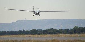 Patroller drone tactique Safran Armée de Terre