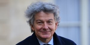 Commission europeenne: thierry breton sera auditionne le 14 novembre