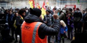 Greves et manifestations en france contre la reforme des retraites