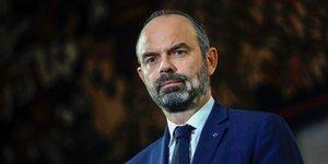 Premier ministre Edouard Philippe