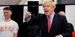 Victoire ecrasante des conservateurs, un mandat historique pour le brexit, dit johnson