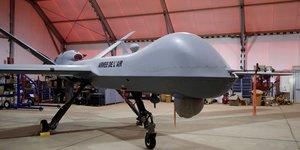 L'armee francaise est desormais equipee de drones armes au sahel