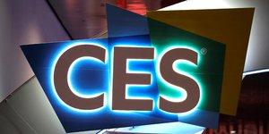 CES, Las Vegas, 2020, logo, Consumer Electronics Show