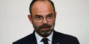 Philippe defend l'age pivot, croit en un accord