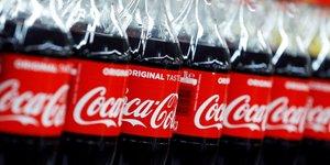 Coca-cola deficitaire au 4e trimestre