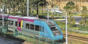 Gare de Nantes, SNCF