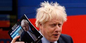 Boris Johnson ext