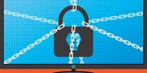 Illustration cybersécurité