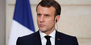 Libye: macron accuse erdogan de violation gravissime des engagements de berlin