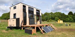 Maison, tiny house, Low-tech Lab, low-tech