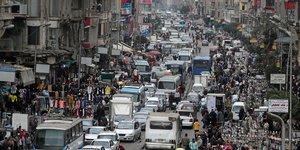 Le Caire, Egypte,