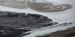 Sable bitumeux Alberta