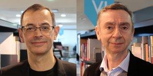 Marc Guyot et Radu Vranceanu