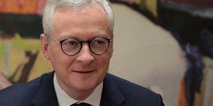 L'impact du coronavirus sur le pib francais beaucoup plus significatif, selon bruno le maire