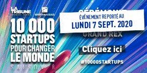 10 000 startups 2020 - Cérémonie