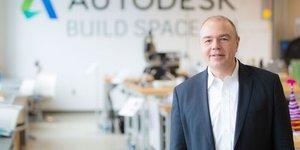 Nicolas Mangon, Autodesk