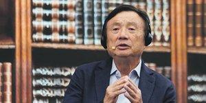 Ren Zhengfei, Huawei, fondateur