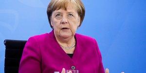 Merkel decline l'invitation de trump a assister au sommet du g7 a washington, rapporte politico