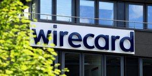 Logo siège Wirecard