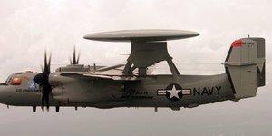 Hawkeye E-2D Northrop Grumman France FMS