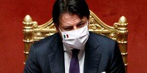 L'italie approuve une hausse de son deficit pour financer la relance