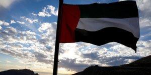 Drapeau des Emirats arabes unis