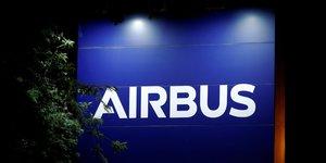 Airbus est a suivre a paris