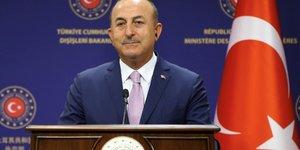Ankara met paris en garde contre une aggravation des tensions en mediterranee orientale
