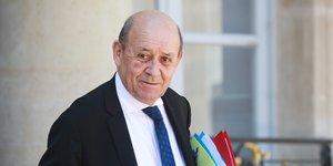 Le liban n'aura pas d'aide financiere sans reformes, rappelle le drian