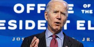 Usa: biden espere que le senat pourra gerer d'autres questions en marge de l'impeachment