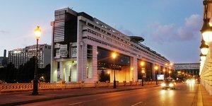 Bercy ministère de l'Economie