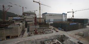 Chine: pas de fuite a la centrale nucleaire de taishan-ministere de l'environnement