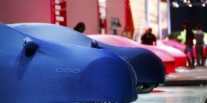 Des ombres chinoises planeront sur le salon automobile de francfort