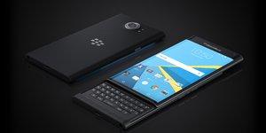 Le smartphone Priv par BlackBerry