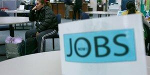 Le marche du travail reste robuste au etats-unis