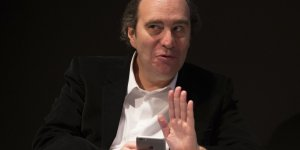 Xavier Niel, fondateur d'Iliad, maison mère de Free, en mars 2015