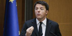 Renzi Matteo, Italie, Juncker, Commission européenne,