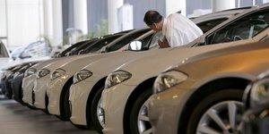 Le marche automobile chinois progresse en aout