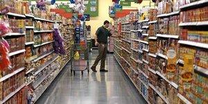 Les prix a la consommation en forte hausse en octobre aux etats-unis