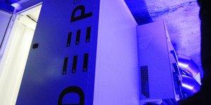 Deep Data 3, photo Frédéric Thual, data center, saumurois, stockage des données, souterrains, consortium d'entreprises, Céleste, Sigma, Critical Building, Eliot, Enia Architectes, Caisse des Dépôts et Consignation,