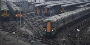 Trains Southern Rail